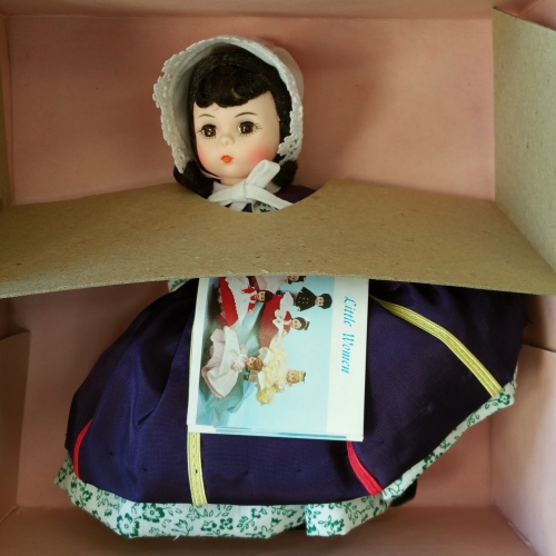Madame Alexander doll vintage new in box Canada 560