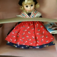 Madame Alexander doll vintage new in box Germany 563